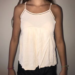 Light pink forever 21 tank top